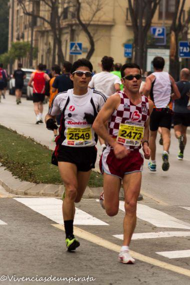 Media Maraton Murcia 2013