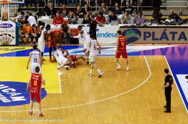 UCAM vs REAL MADRID 4