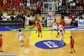 UCAM vs REAL MADRID 9