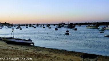 Barcos Punta Umbria