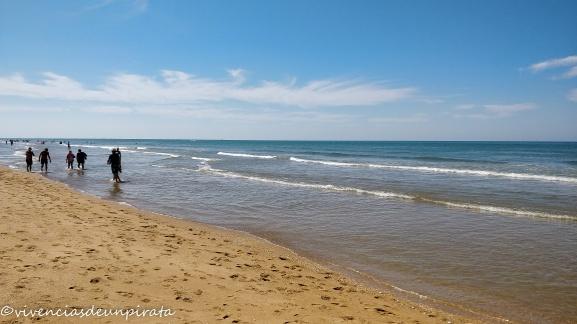 Playa Enebrales 1